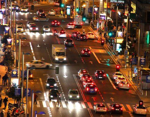 En 2018 descendieron los niveles de contaminación en Madrid.
