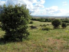 Paraje natural conocido como 'La Atlaya'. Foto: Ecologistas en Acción Segovia.