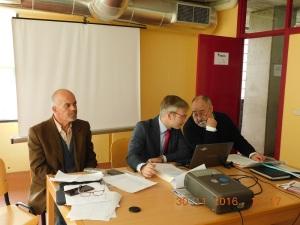 Momento de la presentación de la inicitiva del Observatorio en Galapagar.