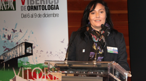 Asunción Ruiz, directora de SEO/Birdlife.