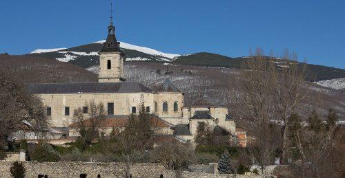 Monasterio de El Paular.