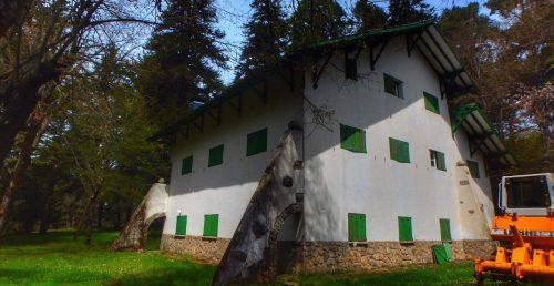 Casa de la Campanilla.