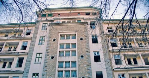 Sanatorio de Marina.