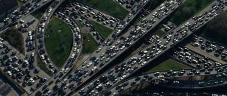 Un urbanismo irracional puede desembocar en el colapso de las infreaestructuras de transporte.