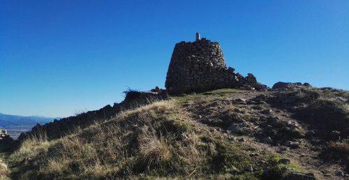 Cima del Cerro de San Pedro. Foto: José Ángel Macho Barragues.