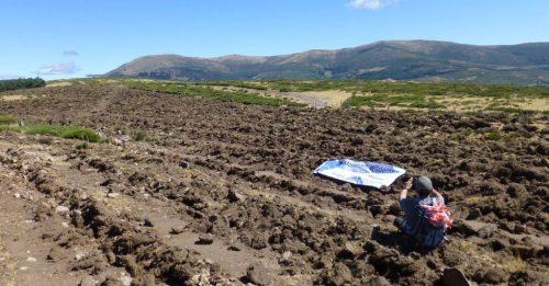 Zona roturada denunciada por los ecologistas de la Sierra de Guadarrama. Foto: Mountain Wilderness de Ayllón, Guadarrama y Gredos.