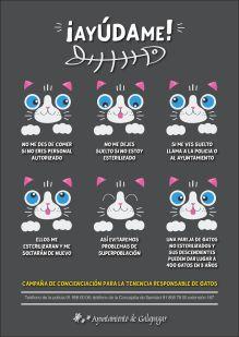 Cartel de la campaña puesta en marcha por Galapagar.