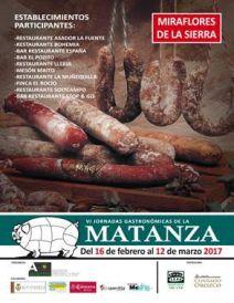 VI Jornadas Gastronómicas de La Matanza.