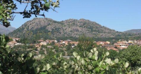 Cerro de La Cabeza, en la Sierra de La Cabrera.