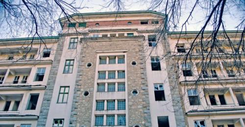 Sanatorio de Marina de Los Molinos.