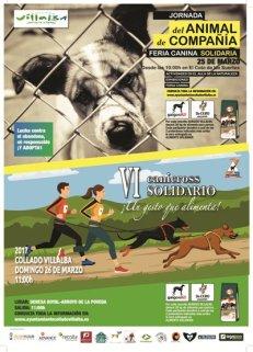 Cartel de la iniciativa puesta en marcha por el Ayuntamiento de Collado Villalba.