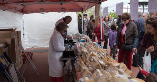 Dentro de las Jornadas de Pastoreo se desarrollará la II Feria de Quesos Artesanos.