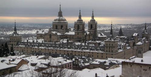 Monasterio de San Lorenzo de El Escorial.
