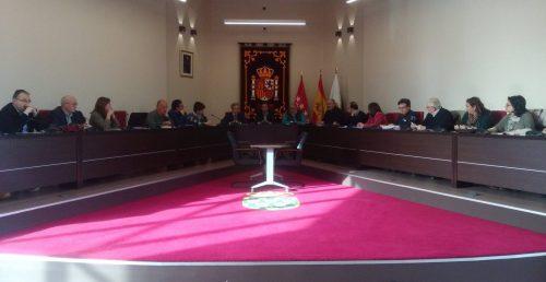 Reunión de los miembros de la recién creada AISGUA.