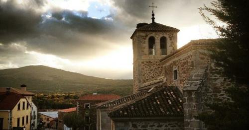 Garganta de los Montes. Foto: Instagram @gargontes.