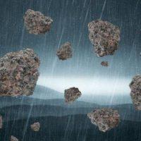 La misteriosa lluvia de piedras en Galapagar