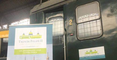 Tren de Felipe II.