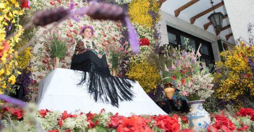 Fiesta de La Maya. Foto: Ayto. Colmenar Viejo.