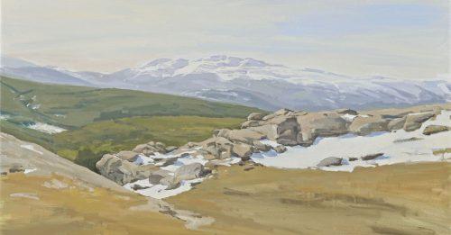 La sierra de Guadarrama retratada por Alessandro Taiana.