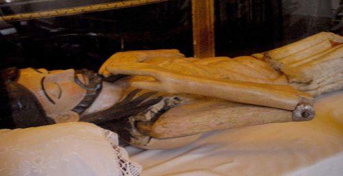 Cristo de los Gascones.