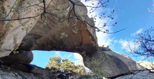 Puente de los Pollos. Foto: José Ángel Macho Barragués.