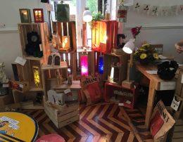 Algunos de los objetos presentados en anteriores ediciones. Foto: Ecoembes.