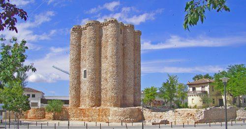 Castillo de Villarejo de Salvanés.