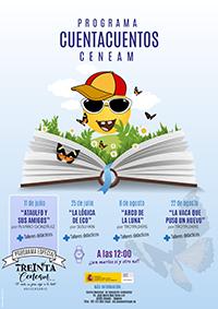 Programa Cuentacuentos del CENEAM.