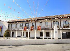 Ayuntamiento de Villarejo de Salvanés. Foto: Ayto. Villarejo de Salvanés.