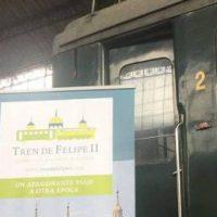 El Ayuntamiento de San Lorenzo de El Escorial renueva su convenio de colaboración con el Tren de Felipe II