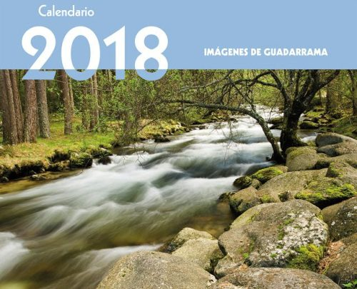 Portada del calendario de Ediciones La Librería.