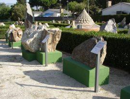 Aspecto de uno de los museos geológicos en los que se ha intervenido. Foto: Ayto. Colmenar Viejo.