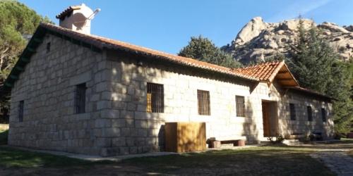 'La Majada de La Pedriza'. (Foto: EFE Verde).