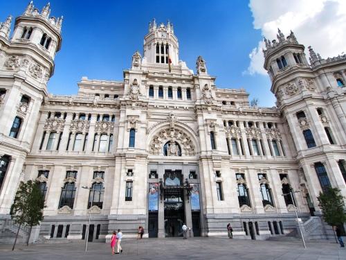 Ayuntamiento de Madrid. Foto: www.jlmfotografo.com
