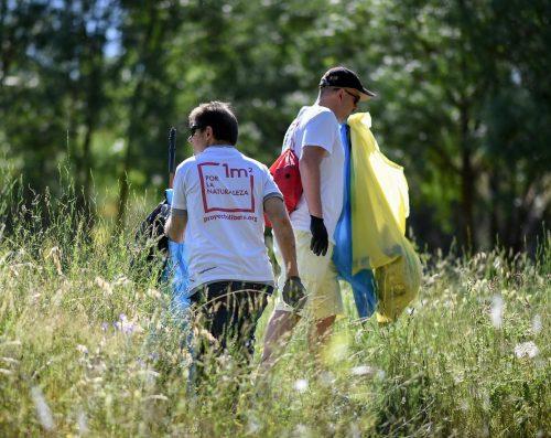 Los 'Héroes LIBERA' mejoran el estado de conservación de 50 espacios naturales