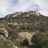 Camino de la Cascada del Covacho, en la Sierra de Hoyo