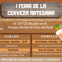 Las mejores cervezas artesanas de la Sierra se dan cita en en Soto del Real
