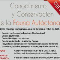 Nueva edición del curso 'Conocimiento y conservación de la fauna autóctona'