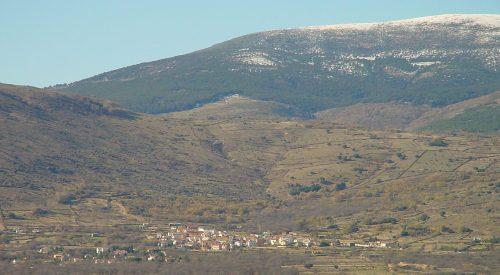 Gargantilla del Lozoya.