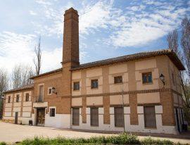 El Museo de la Molinería de Morata. Foto Ayto. Morata de Tajuña.
