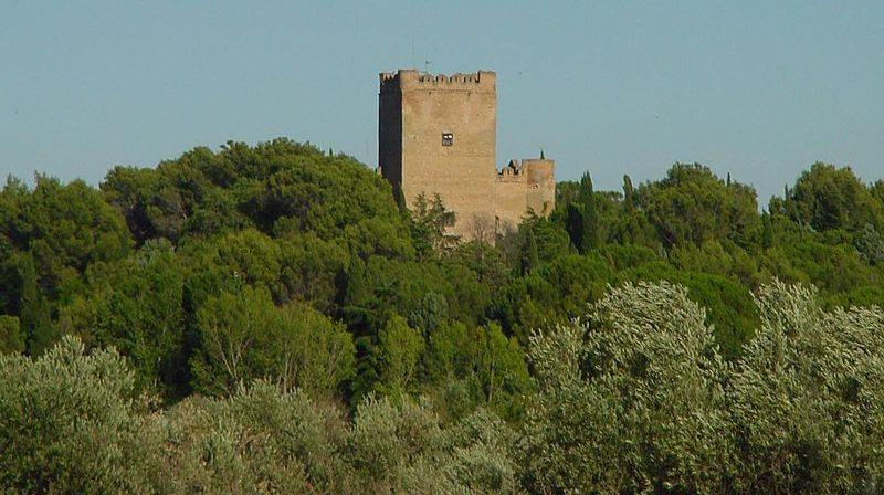 Resultado de imagen de castillo de batres