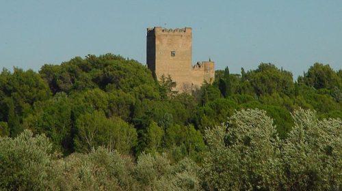 Castillo de Batres. Foto: Comunidad de Madrid.