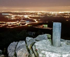 III Jornadas sobre contaminación lumínica en el Parque Nacional.