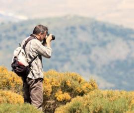 EUROPARC-España convoca el curso 'Actividades fotográficas en espacios naturales protegidos'.
