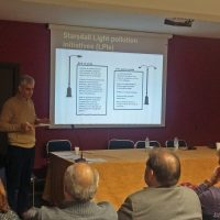 Éxito de participación en las III Jornadas sobre Contaminación Lumínica en el Parque Nacional