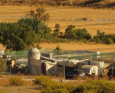 Denuncian la parcelación ilegal de suelos protegidos de Valdemoro y Torrejón.