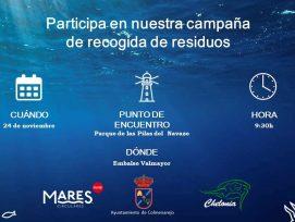 Coca-Cola pone en marcha 'Mares Circulares' en el embalse de Valmayor.
