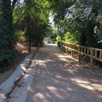 Tres nuevas sendas ecológicas amplían los usos recreativos del río Manzanares