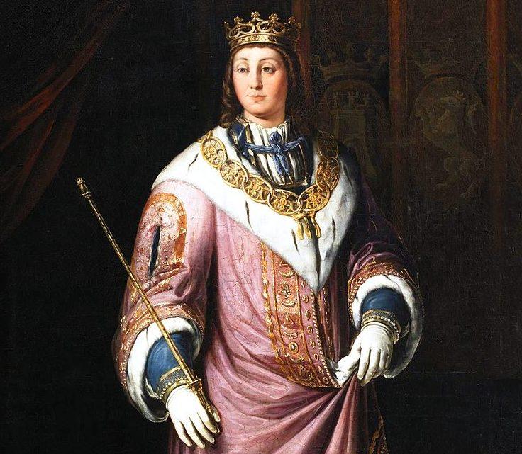 Juan II de Castilla.