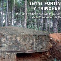 La Comunidad muestra su Plan de Fortificaciones en la exposición 'Entre fortines y trincheras'